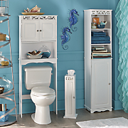 Coral Bathroom Furniture