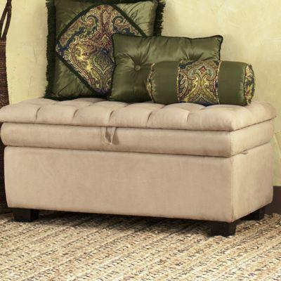 Pillow-Top Bench