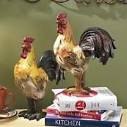 Set of 2 Rooster...
