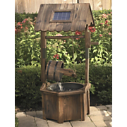 Solar Wishing Well...