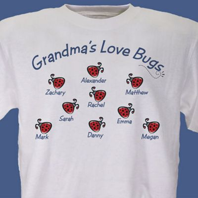 Love Bugs Tee