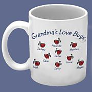 Love Bugs Mug