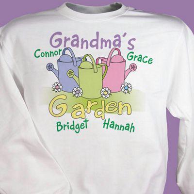 Garden Sweatshirt