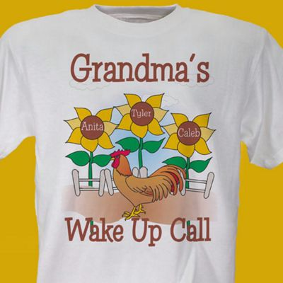 Wake Up Call Tee