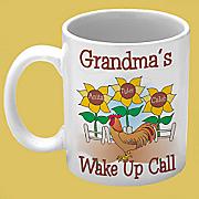 Wake Up Call Mug