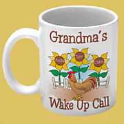 Wake Up Call Mug