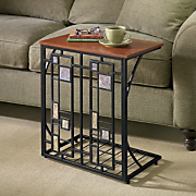 Slate Double Sofa Table