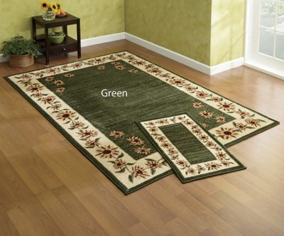 Sunflower Rugs from Through the Country Door