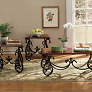 3 pc firenze table set