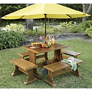 5-Piece Picnic Table...