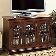 Tv Stand Arched 3 Door