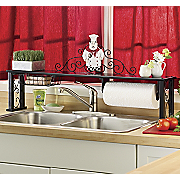 Chef Over The Sink Shelf