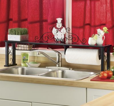 Chef Over-the-Sink Shelf
