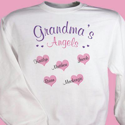 Angels of My Heart Sweatshirt