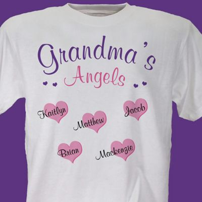 Angels of My Heart Tee