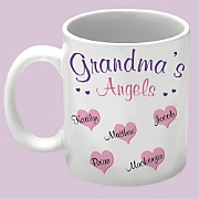 Angels Of My Heart Mug