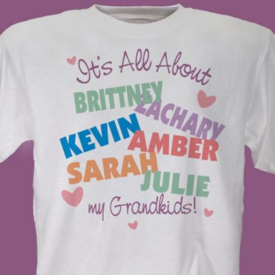 It's All About My... Tee