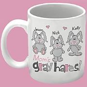 Gray Hairs Mug