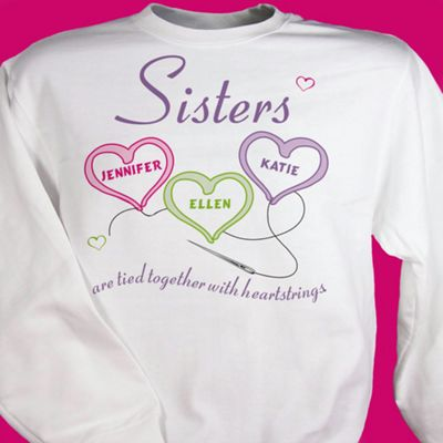 Sisters Heartstrings Sweatshirt