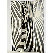 Reversible Animal Print Screen