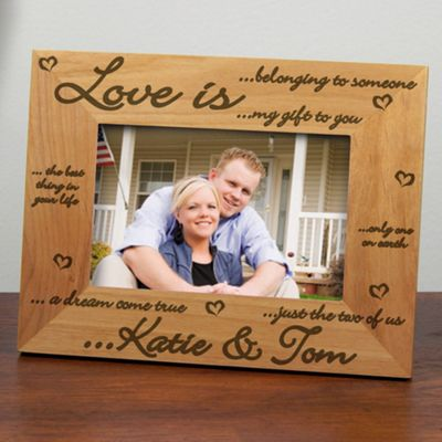Love Is... Frame