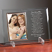 To My Friend... Beveled Picture Frame