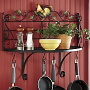 Pot Rack, Rooster