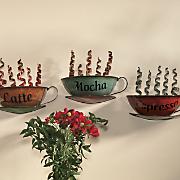 3-Piece Coffee House Wall Art Set