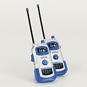 Set Of 2 Junior Walkie Talkies
