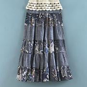Leonda Tiered Skirt