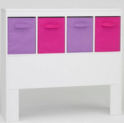 Pink & Purple Headboard