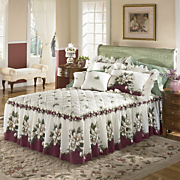 Melissa Quilt-Top Bedspread & Sham