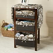 Ironing Board Storage Cabinet
