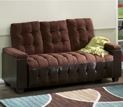Two-Tone Loveseat