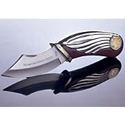 Silver Mercury Dime Pocket Knife