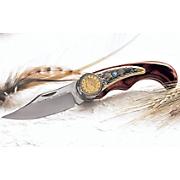 Racketeer Nickel Pocket Knife