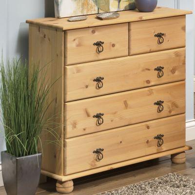 3 Plus 2 5-Drawer Cabinet