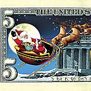 Jingle Bucks 5 Bill