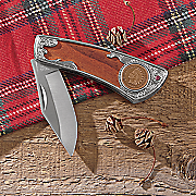 Indian Head Penny Pocket Knife