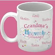 Grandmas Heavenly Blessings Coffee Mug