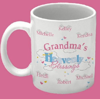 Heavenly Blessings Coffee Mug