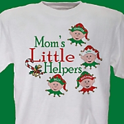 Personalized Helper T Shirt