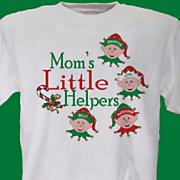 Personalized Helper T Shirt