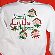 Personalized Little Helpers Sweatshirt