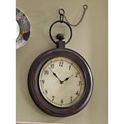 Wall Clock Pocket Watch