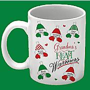 Personalized Heart Warmers Mug