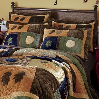 Velvet Spice Bedding