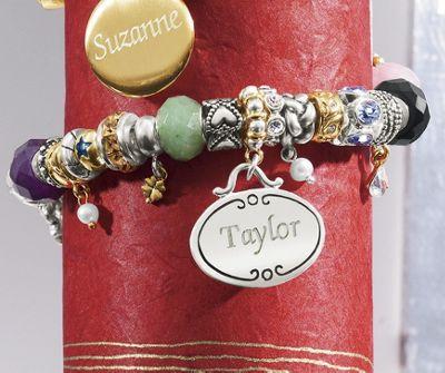 Name/Slide Bracelet