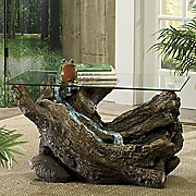 Fountain Coffee Table A Light In The Forest