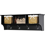 Cubbie Shelf for Entryway